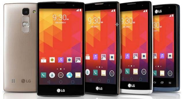 nuevos smartphones LG