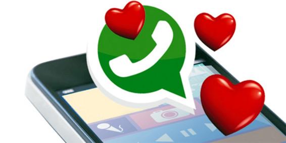 Estados de WhatsApp románticos y de amor